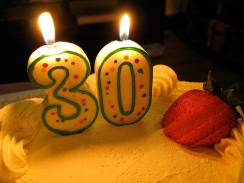 30-birthday-cake